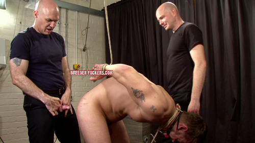 hetero businessman Kevin ass penetration 4